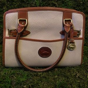 Dooney & Bourke Cream Handbag